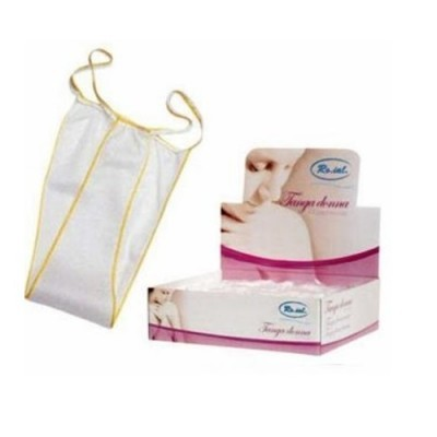 Tanga Descartável de Senhora (STRING) - Pack 100 unidades