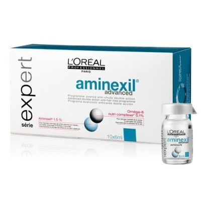 L'Oréal Aminexil Advanced 10x6ml