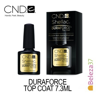 CND SHELLAC Duraforce Top Coat 7,3ml