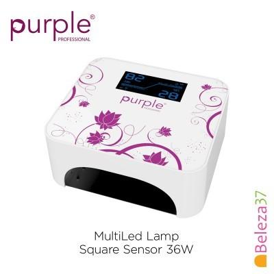 MultiLed Lamp Square Sensor 36W