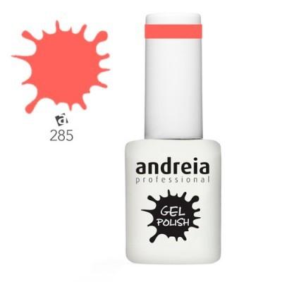 Verniz Gel Andreia 285 (Coral)