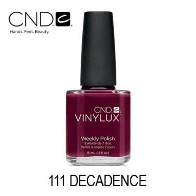CND Vinylux – #111 Decadence