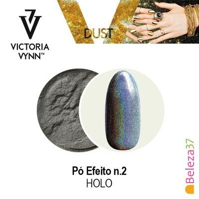 Pó Efeito Victoria Vynn n.2 Holo