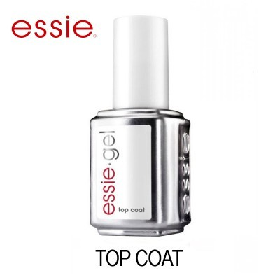 ESSIE - Top Coat para Verniz Gel