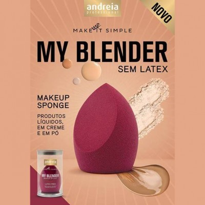 Andreia Essentials - MY BLENDER - Makeup Sponge