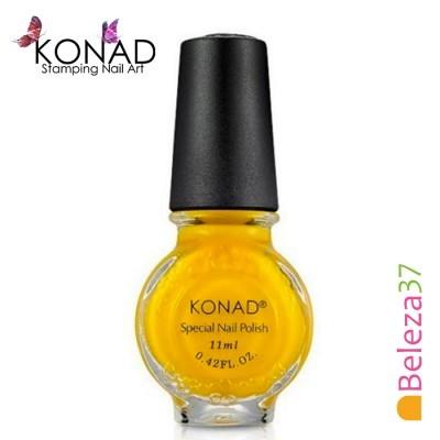 Verniz para Carimbo Konad 11ml - Yellow (Amarelo)