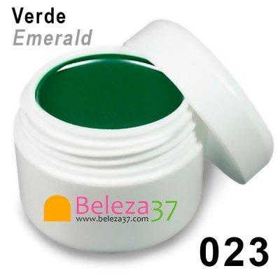 Gel de Cor 023 – Verde (Emerald)