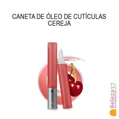Caneta de Óleo de Cutículas - Aroma a Cereja