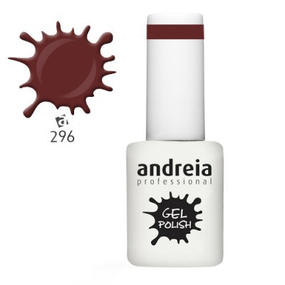 Verniz Gel Andreia 296 – A filigrana (vermelho escuro)
