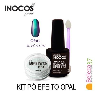 Kit Pó Efeito Inocos - Opal 2g