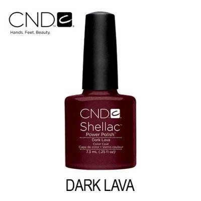 CND Shellac – Dark Lava 40537