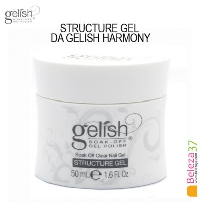 Structure Gel da Gelish Harmony 50ml