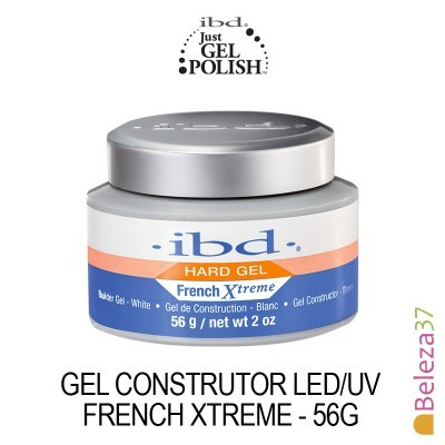 IBD – Gel Construtor LED/UV French Xtreme 56g