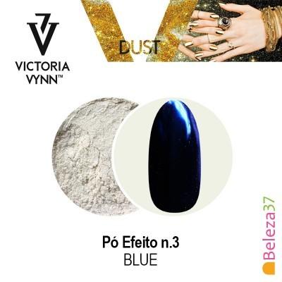 Pó Efeito Victoria Vynn n.3 Blue (Azul)