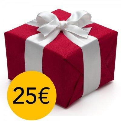Compre por 12,50€ e Leve 25€ em Produtos Surpresa