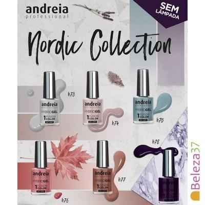 """HYBRID GEL ANDREIA – Coleção """"Nordic"""""""