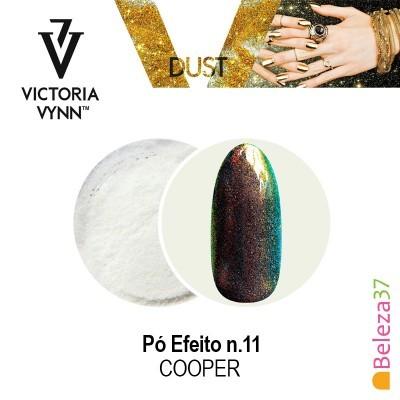 Pó Efeito Victoria Vynn n.11 Cooper (Cobre)
