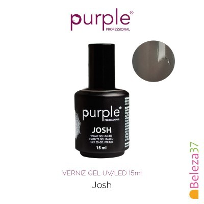 Verniz Gel UV/LED 15ml PURPLE 646 – JOSH