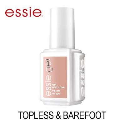 ESSIE 744G – TOPLESS & BAREFOOT