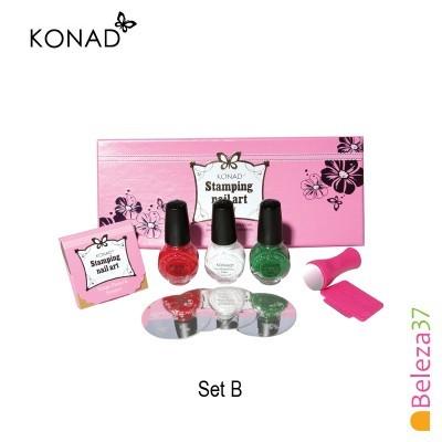 Conjunto KONAD - Set B