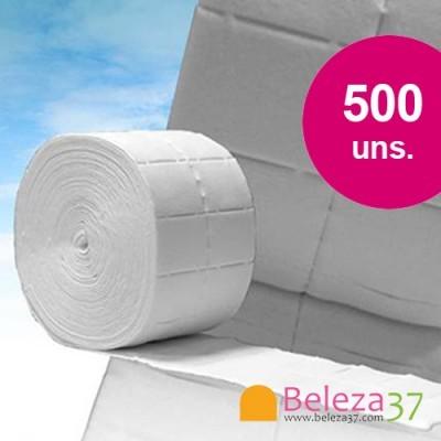 500 Compressas Removedoras de Verniz