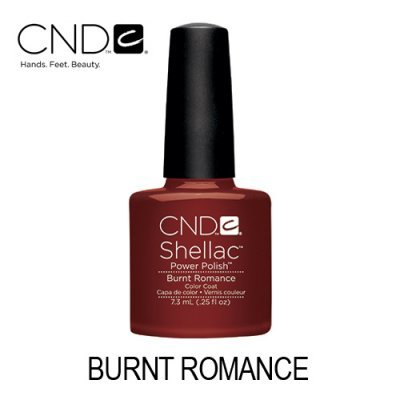 CND Shellac – Burnt Romance