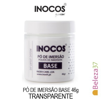 Pó de Imersão Inocos - Base 46g - Transparente