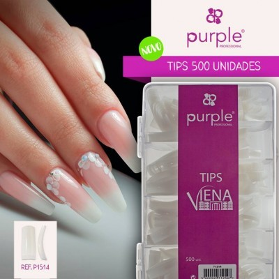 PURPLE – Tips Viena (500 unidades)