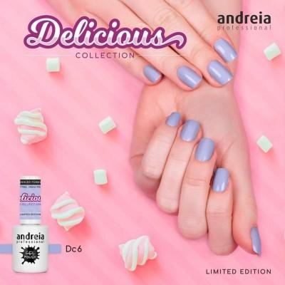 Verniz Gel Andreia DC6 – Violeta Candy