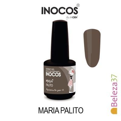 Verniz Gel Inocos 158 – Maria Palito (Castanho Terra)