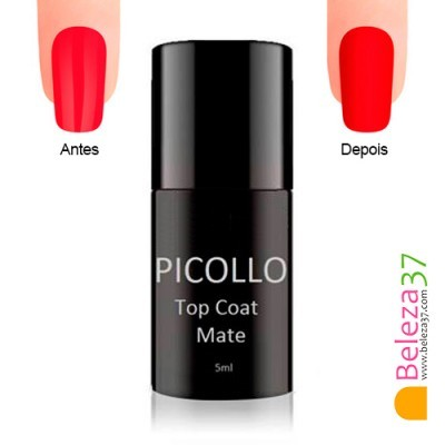 Top Coat Mate UV  (Gama Picollo)