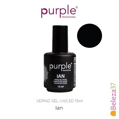 Verniz Gel UV/LED 15ml PURPLE 776 – IAN