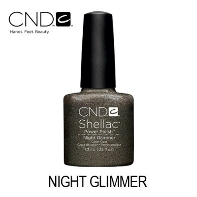 CND Shellac – Night Glimmer