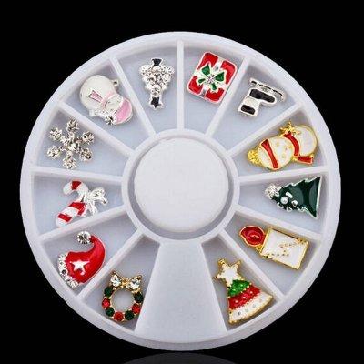 RODA 23 - Apliques 3D de Natal