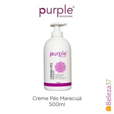 Creme Pés Maracujá Purple 500ml