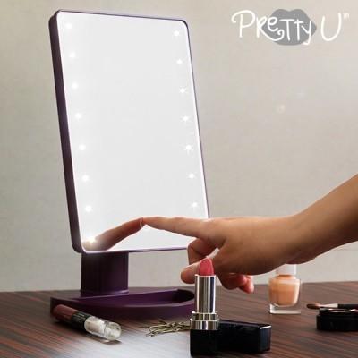 Espelho de Maquilhagem com Luz LED