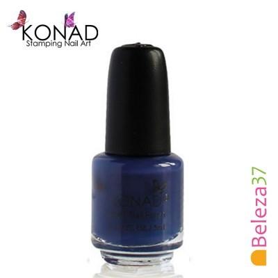 Verniz para Carimbo Konad 5ml - Blue (Azul)