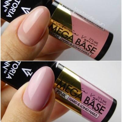 Mega Base Beige + Mega Base Pink da Victoria Vynn