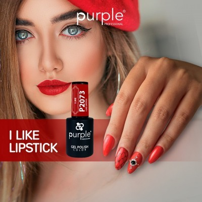 Verniz Gel PURPLE P2073 – I Like Lipstick