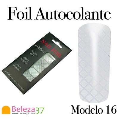 Foil Autocolante – Modelo 16