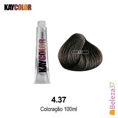 KayColor Coloração 100ml - Cor 4.37