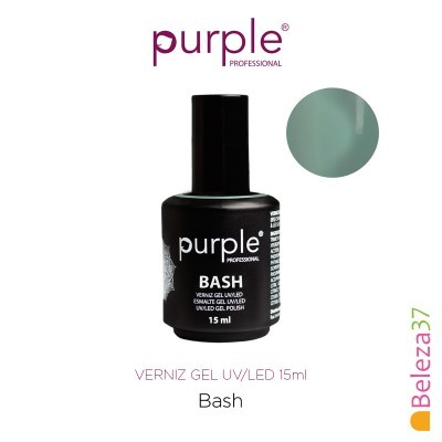 Verniz Gel UV/LED 15ml PURPLE 641 – BASH