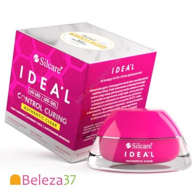 Gel Silcare Ideal UV/LED 50g