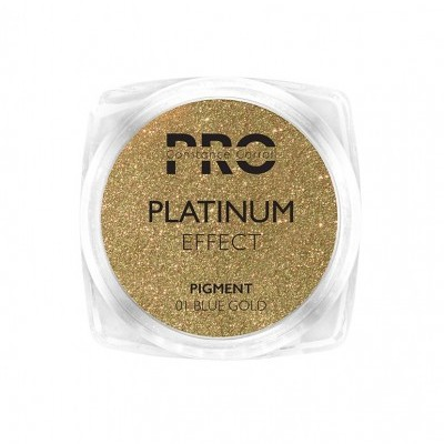 Pigmento Platinum Constance Carroll - Blue Gold 01