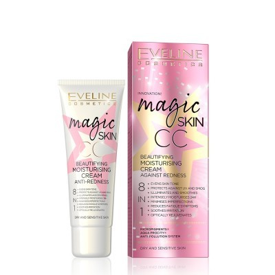 Creme Eveline Magic Skin CC Anti-Redness 50ml