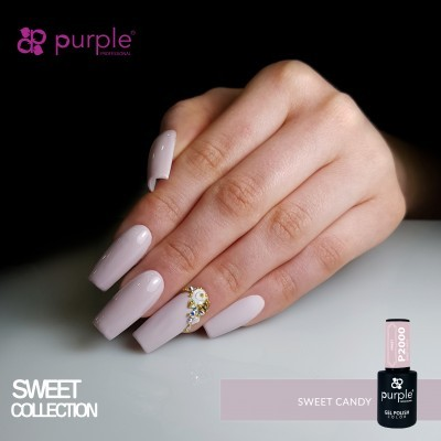 Verniz Gel PURPLE P2000 – Sweet Candy