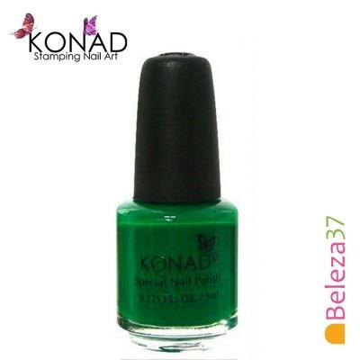 Verniz para Carimbo Konad 5ml - Green (Verde)