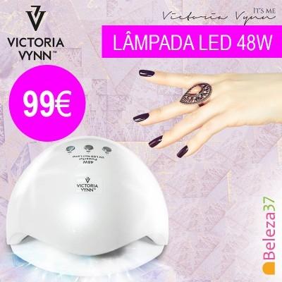 Catalisador Profissional Victoria Vynn LED & UV 48W