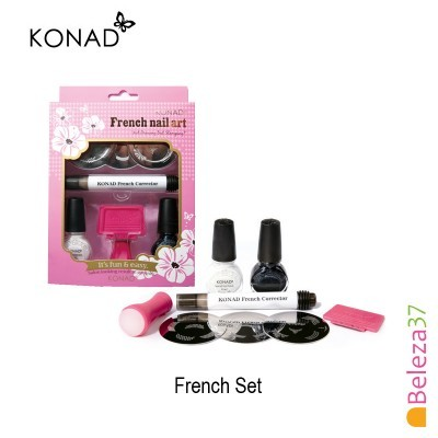 Conjunto KONAD - French Set