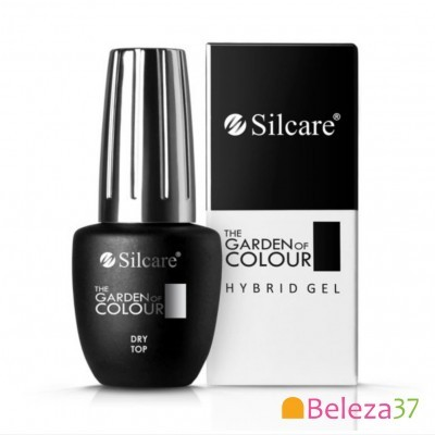 The Garden of Colour Hybrid Gel Dry Top 9ml